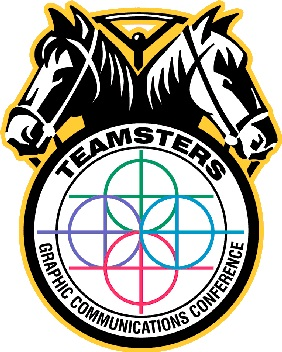 GCC/ IBT, Graphic Communications Conference of the International Brotherhood of Teamsters