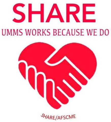 The SHARE Union – SHARE / AFSCME Local 3900