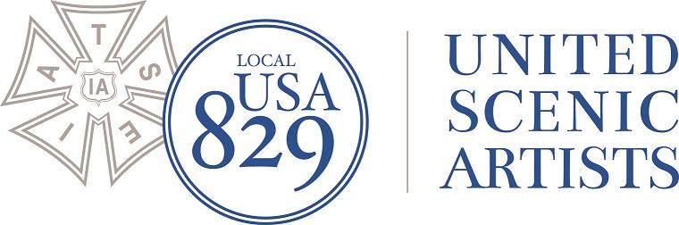 United Scenic Artists, Local USA 829, IATSE