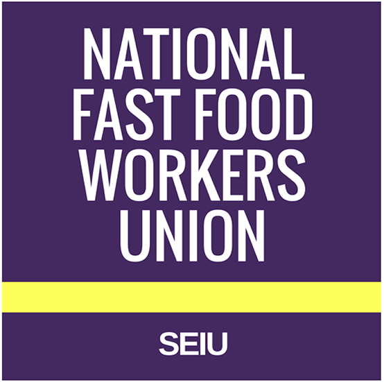 National Fast Food Workers Union - SEIU