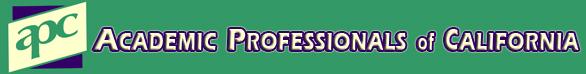 APC - Academic Professionals of California