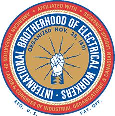 IBEW, International Brotherhood of Electrical Workers