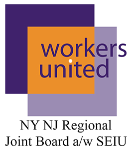 New York New Jersey Regional Joint Board Workers United, a/w SEIU