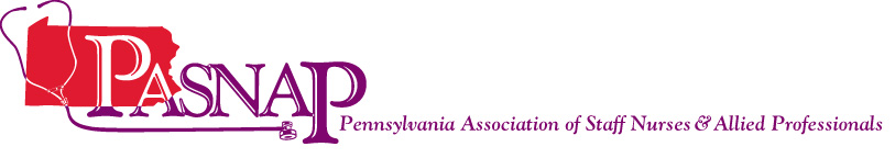 PASNAP (Pennsylvania Association of Staff Nurses & Allied Professionals)