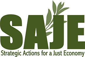 SAJE, Strategic Actions for a Just Economy