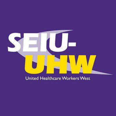 SEIU UHW West, United Healthcare Workers West