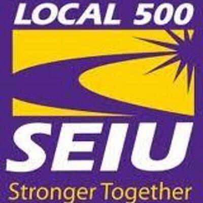 SEIU Local 500