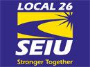 SEIU Local 26