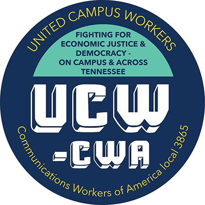 United Campus Workers - Communications Workers of America, Local 3865