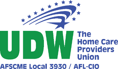 United Domestic Workers of America, AFSCME Local 3930