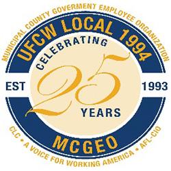 UFCW Local 1994 MCGEO