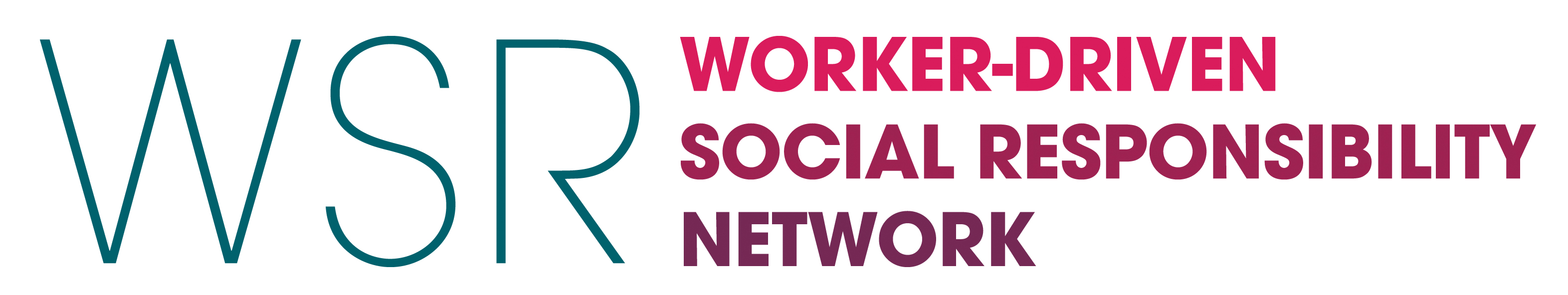 WSR - Worker-driven Social Responsibility Network